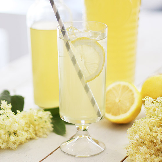 Elderflower magic
