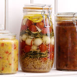 Pickling, juices, preserving