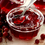 Spicy currant jelly