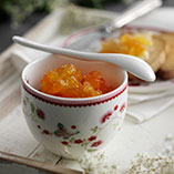 Grapefruit and pineapple marmalade