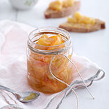 Orange Earl Grey marmalade