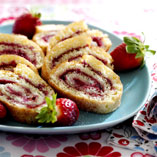 Swiss roll, basic recipe