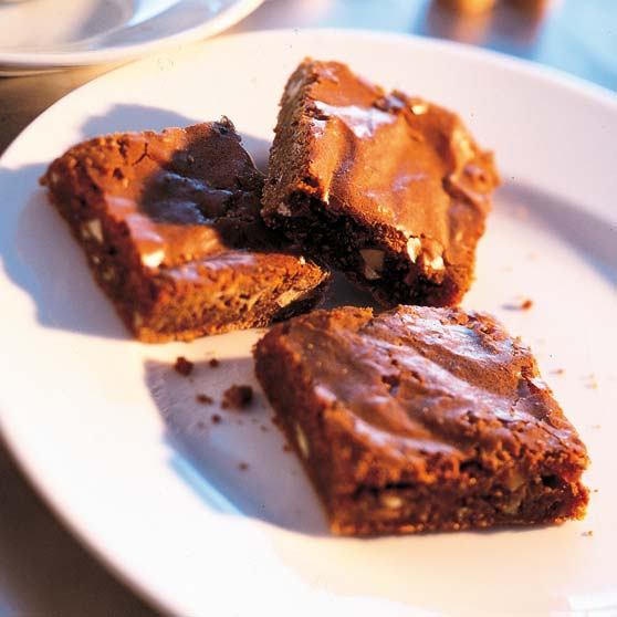 Brown Sugar Squares
