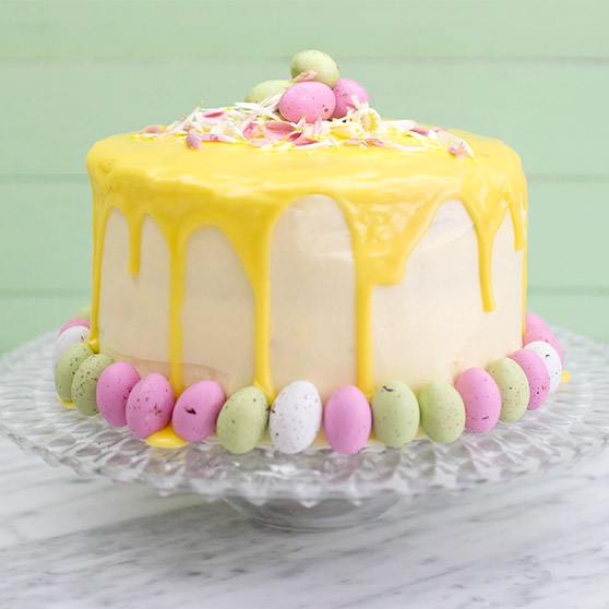 Easter-layer cake