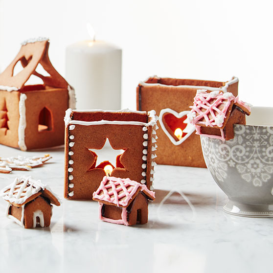 Gingerbread lights