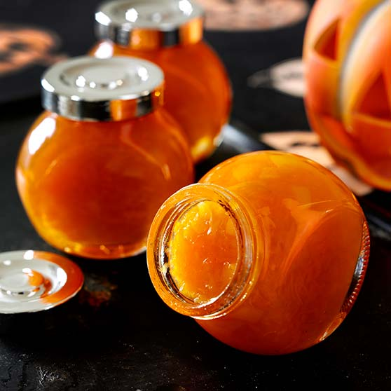 Luxury pumpkin jam
