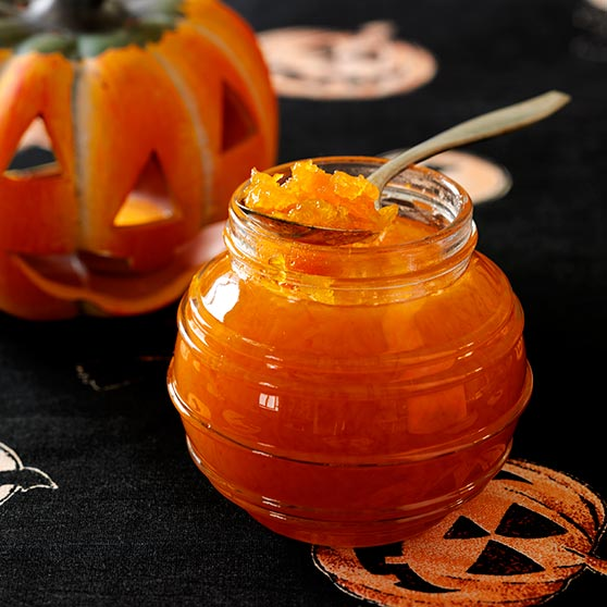 Simple pumpkin jam
