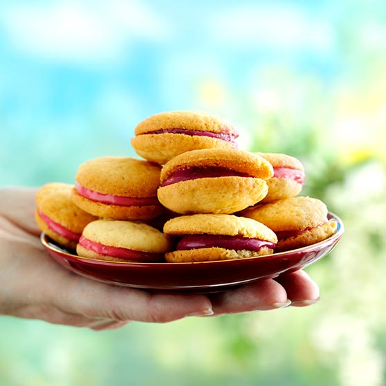 Summer whoopies